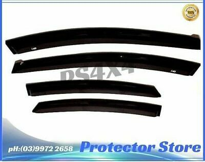 Superior Weathershields for HYUNDAI I45 Window Visors Weather Shields