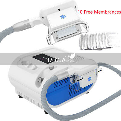 Cooling Vacuum Fat Freezing Cold Slimming Shaping Cellulite Reduce Salon Machine