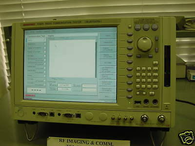 Advantest R4870 Communication Analyzer-Blue-Tooth