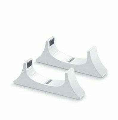 Nintendo Official Authentic Vertical Stand White for Wii U WUP-009