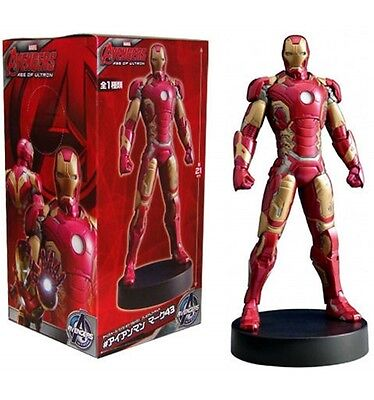 Sega  Avengers 2 Figurine Iron Man Mark XLIII 21cm