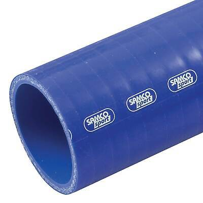 Samco Air/Water Straight 1m/1 Metre Length Silicone Hose 8mm Bore In Blue