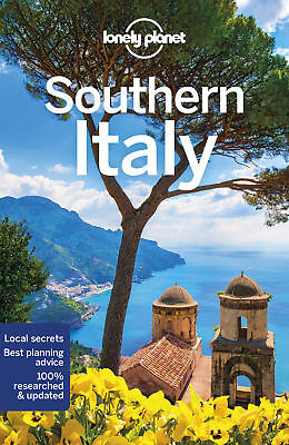 Southern Italy Lonely Planet Travel Guide