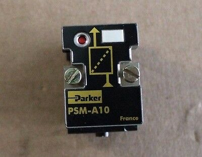 NEW Parker PSM-A12 step module memory sequencer  FREE SHIPPING!