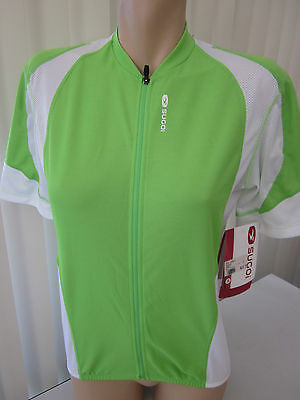 Sugoi Men's Rpm Cycling Jersey Mens S L New Green $70 Now $35 Inc Free Post
