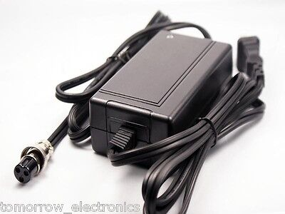 24V 2A Scooter Battery Charger For RAZOR E100 E300 MX350 Dirt Rocket Electric