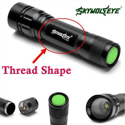 Tactical 6000 LM 3 Modes CREE XML T6 LED Flashlight 18650 Rechargeable Battery