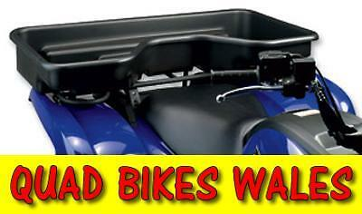 ATV Quad Universal Rear Cargo Tray Box Basket