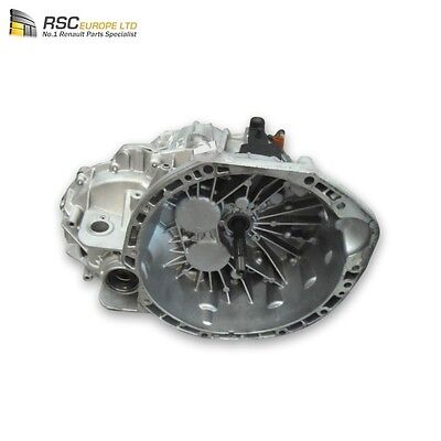 Reconditioned Renault Trafic 2.0 Dci Gearbox Pf6 010 / 024 / 026