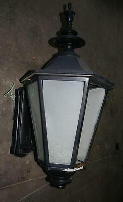 Large Antique Exterior Wall Sconces Lamps (Total of four - New Price!!!!)