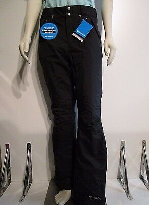 Womens XS-S-M-L-XL Columbia Polar Eclipse Insulated Waterproof Ski Snow Pants