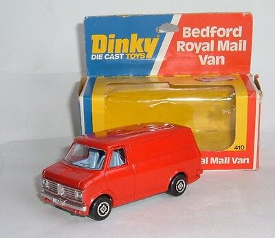 Dinky Toys No. 410, Bedford Royal Mail Van, - Superb.