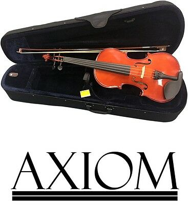 "Axiom Beginners Viola Outfit - 15"" Size Viola - Ideal First Viola"