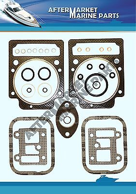 Volvo Penta MD11C MD11D decarb gasket set replaces 876376 875553 18-4342