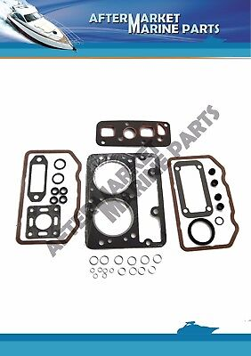Volvo Penta MD6A MD6B decarb kit replaces 876379 875508