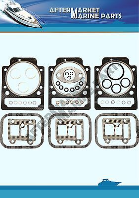 Volvo Penta MD17C MD17D decarb gasket set replaces 876380 875572 18-4341