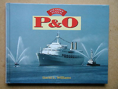 Glory Days: P&O. 1998 HB. Ships Shipping History