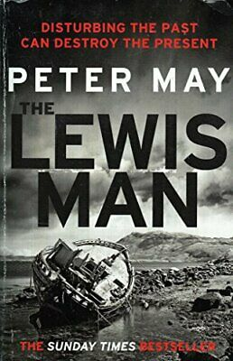 Quercus The Lewis Man - Lewis Trilogy Book 2 by Peter May Book The Cheap Fast