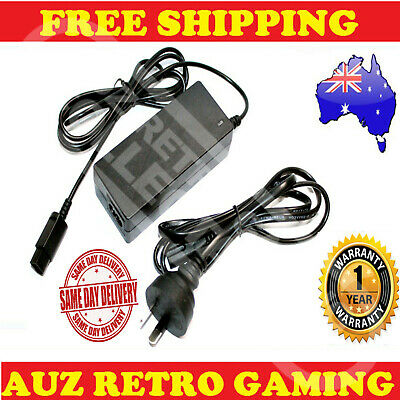 NEW Power Supply Adaptor Cable Cord Lead For Nintendo Gamecube Game Cube Console