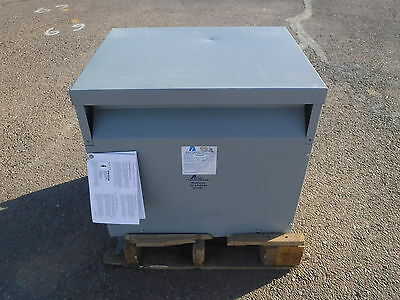 Acme Electric Transformer TP1A TP530203S 50KVA 60Hz 1Ph 120/240V