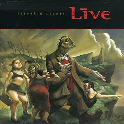 Live - Throwing Copper [New CD]