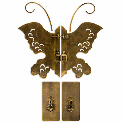 Flapping Butterfly Face Plate Set w/ Pulls