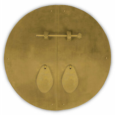 """CBH Cabinet Chinese Brass Hardware Face Pull Plate 14.5"""""""