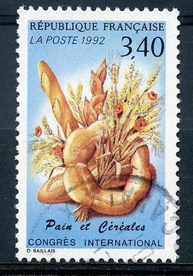 Stamp / Timbre France Neuf N° 2757 ** Congres International Des Cereales Et Pain