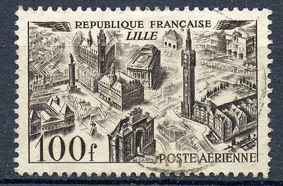 Stamp / Timbre France Oblitere Poste Aerienne N° 24 Lille