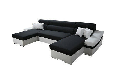 Pm baru01 inkl hocker sessel schlafcouch ecksofa for Wohnlandschaft aktion