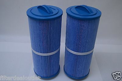 2 PACK SPA Filter FITS:Unicel 5CH-502,Pleatco PPM50SC-F2M,FC-0195M ANTIMICROIAL