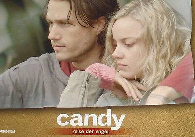CANDY - Lobby Cards Set - Abbie Cornish, Heath Ledger, Geoffrey Rush