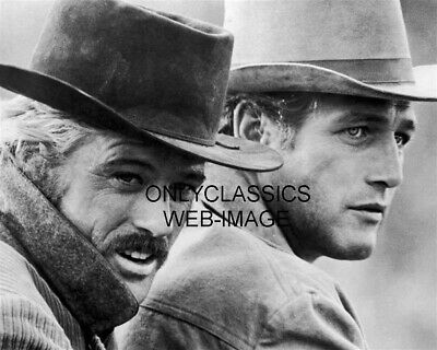 1969 Butch Cassidy And The Sundance Kid 11X14 Poster Robert Redford Paul Newman