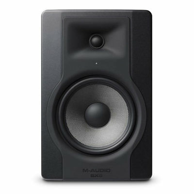 M-Audio BX8 D3 Powered Studio Reference Monitor **BRAND NEW** MAudio BX-8 D3
