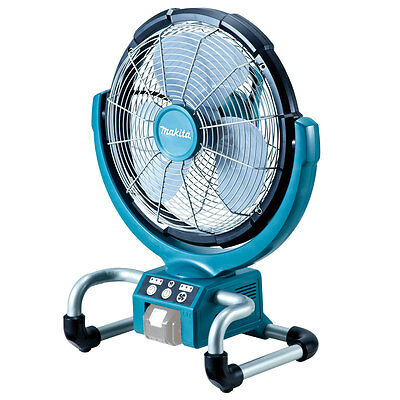 Makita DCF300Z 18-Volt LXT Lithium-Ion Cordless 13-inch Job Site Fan, Bare Tool