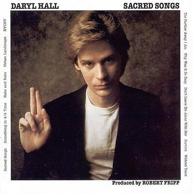 Daryl Hall - Sacred Songs [New CD]