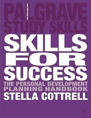 Skills for Success: The Personal Development Pl... by Cottrell, Stella Paperback