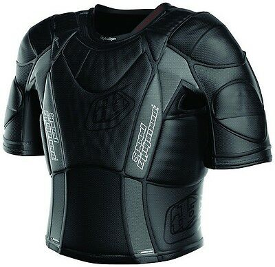 New Troy Lee Designs SHOCK DOCTOR JACKET Suit Body Armour M L XL Short Sleeved