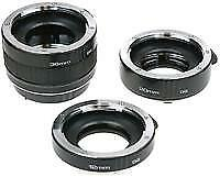 Kenko Extension Tubes - Canon Fit