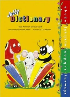 Jolly Dictionary (Jolly Grammar), Lloyd, Sue Paperback Book The Cheap Fast Free