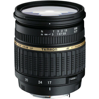 Tamron SP 17-50mm F2.8 XR Di II LD Lens - Canon Fit