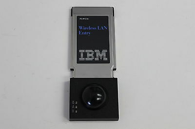 Ibm 25H4212 Pcmcia Wireless Lan Entry Fcc Id An092G7787 With Warranty
