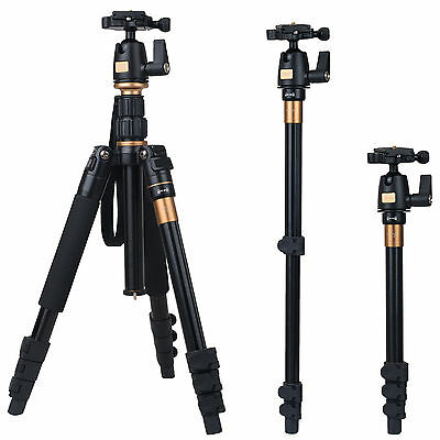 Professional Tripod for Digital Camera DSLR Camcorder Ball Head Sony Canon