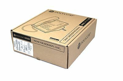 Polycom - CX500 IP Phone - 2200-44300-025 -