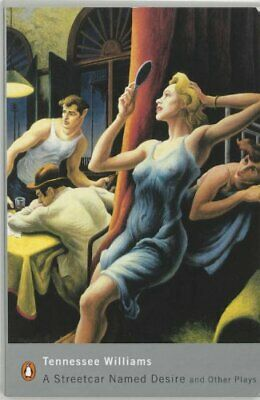 """A Streetcar Named Desire and Other Plays: """"S... by Williams, Tennessee Paperback"""