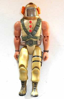 Vintage 1992 Video Command Action Figures - HAWKEYE - Great Working Order (A2)