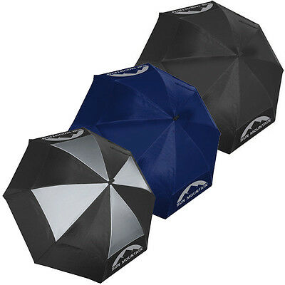 "Sun Mountain 2016 Automatic Double Canopy 62"" Vented Golf Umbrella"