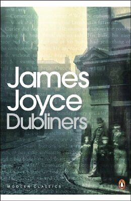 Dubliners (Penguin Modern Classics), James, Joyce Paperback Book The Cheap Fast