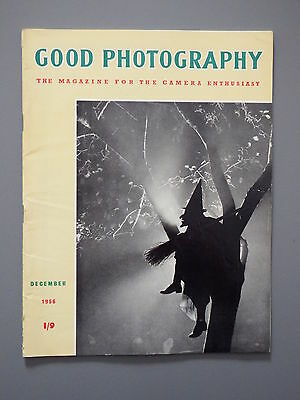 R&L Vintage Mag: Good Photography December 1956 Christmas Cards/Filters/Reviews