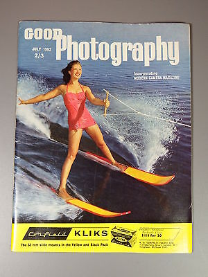 R&L Vintage Mag: Good Photography July 1962 Hasselblad 500c/Children/Holidays